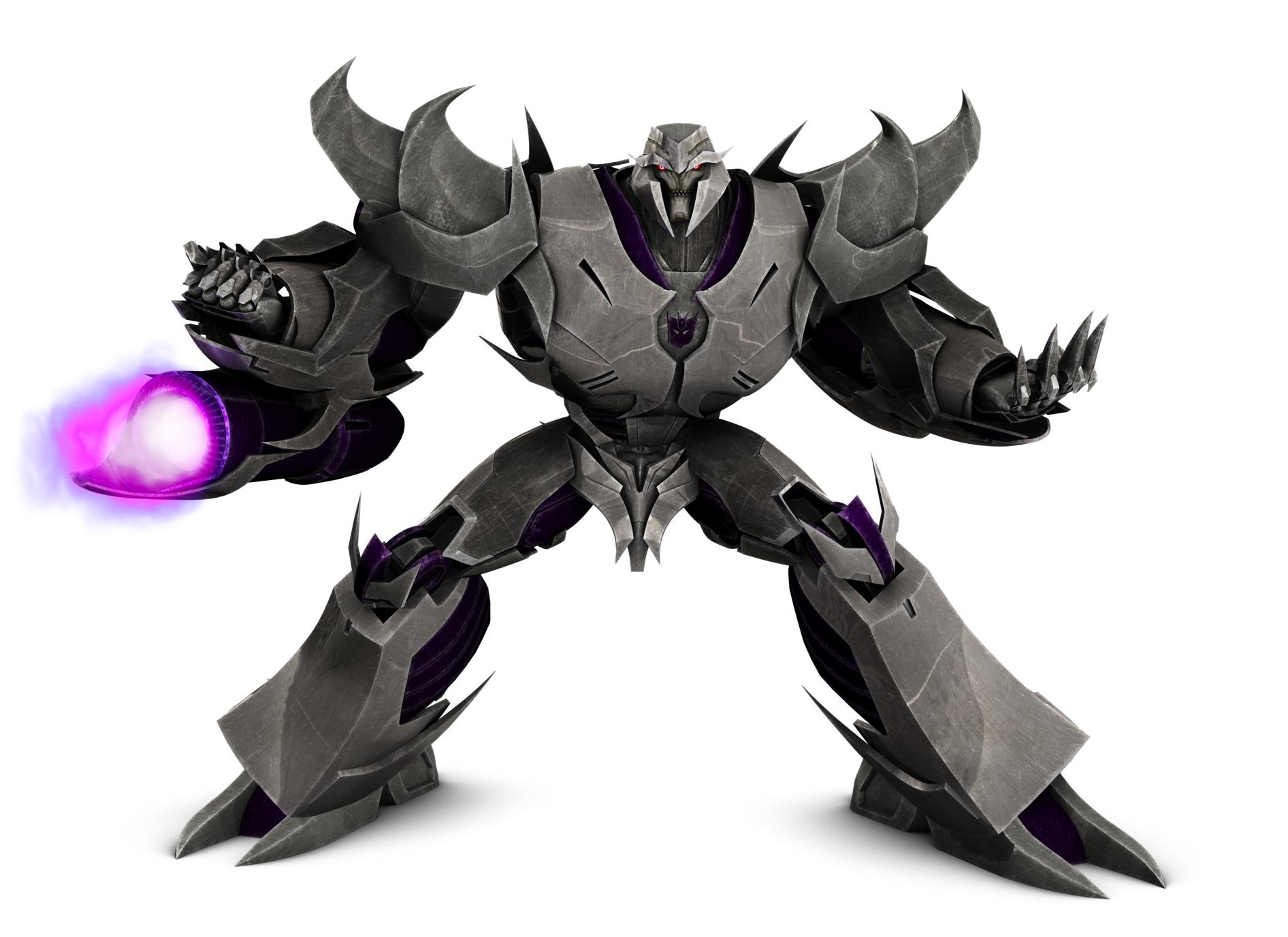 Image alien wiki fandom powered by wikia - Transformers prime megatron ...