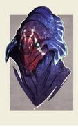 Aliens head concept iii by zarnala-d6e3z2q