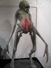 Alien Resurrection Newborn statue