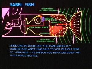 Babel Fish diagram