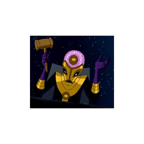 Domstol, a gold Sylonnoid
