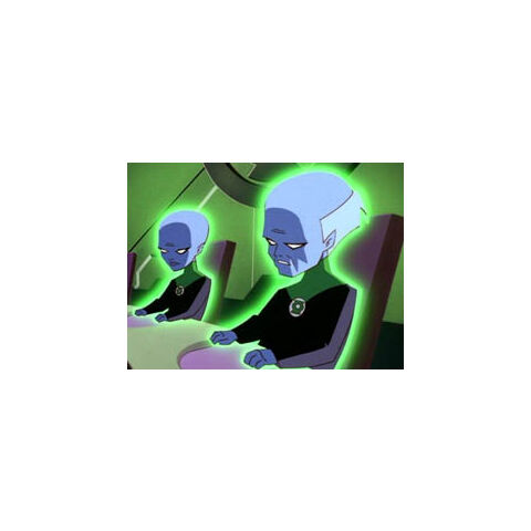 The Guardians as seen in <i>Superman: The Animated Series</i>