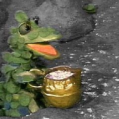 Soup Dragon<br />(<i>Clangers</i>)