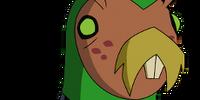 Mole-Stache's Species