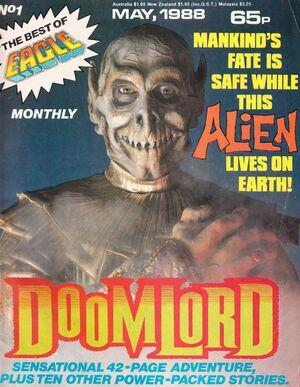 Doomlord Comic Page