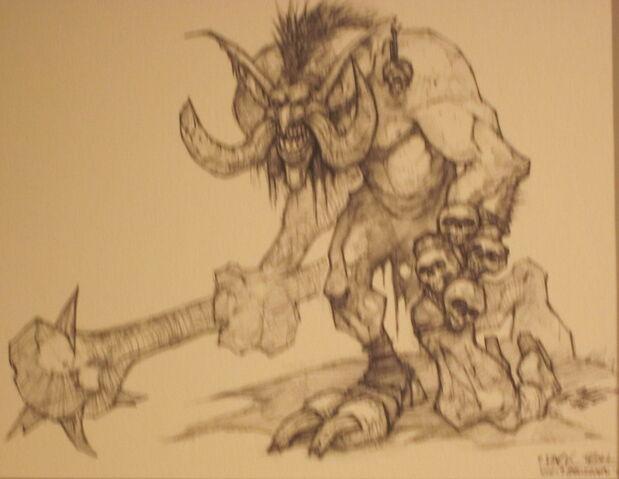 File:Dark Troll WoW Concept.jpg