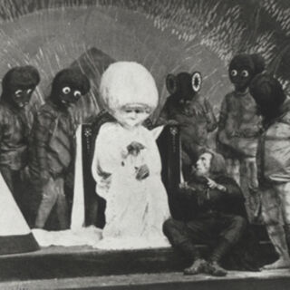 The Selenites as seen in the 1919 film version
