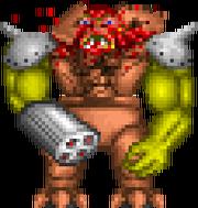 Mechanical Warrior Face