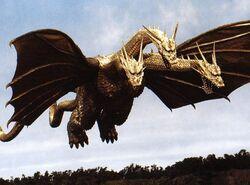 KingGhidorah