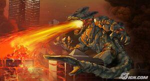 Obsidius Inferno Attack