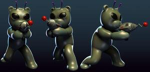 Alien Bears