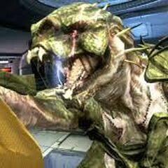 Gorn from Star Trek the Game (2)