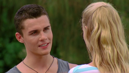 Brandon talks to Zoey2