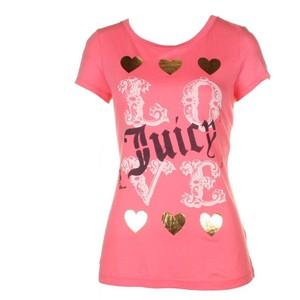 File:Womens Love Hearts Fresh Watermelon Pink T-Shirt.jpg