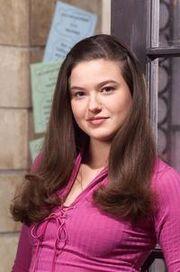 Kristy Castelli T.V. Character