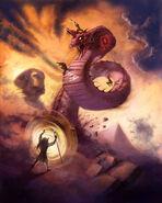 Apophis (Egyptian God of Chaos) - 1