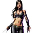 James Howlett (Laura Kinney) (Marvel vs. Capcom)