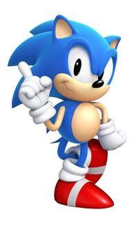 Classic Sonic (Sonic Generations) 001