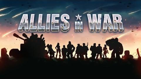 Allies in War - Available FREE on iOS Jan. 16th (Android coming soon)