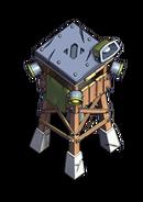 Gun tower 03