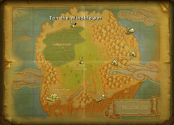 Ton theWindblower map