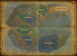 Vasily Gurov map