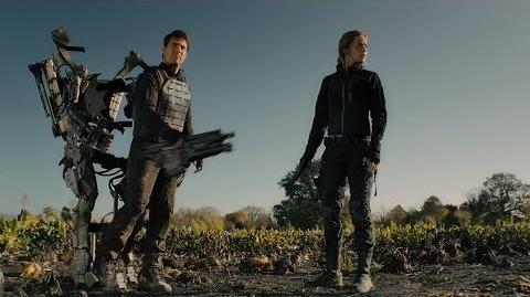 Edge of Tomorrow - Official Main Trailer HD
