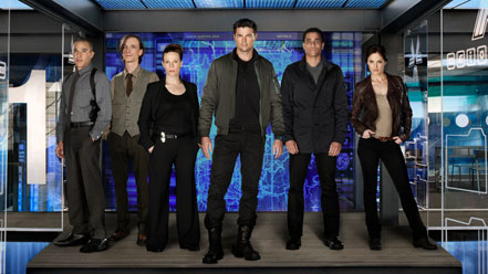File:Almost Human Wiki - Cast Photo.jpg