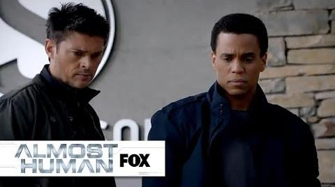 """25th Floor from """"Are You Receiving?"""" ALMOST HUMAN FOX BROADCASTING"""