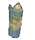 Spray glowstick