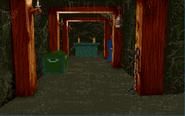 Left direction Altar