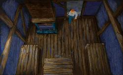 Fireplace Room (Gaol)