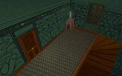 3rd Floor Stair Well 1