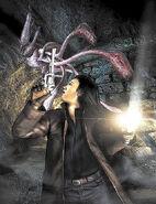 Edward and Arachnocid artwork