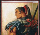 Dragonscale Sword Warrior