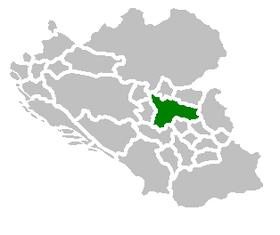 SAO Sumadija map