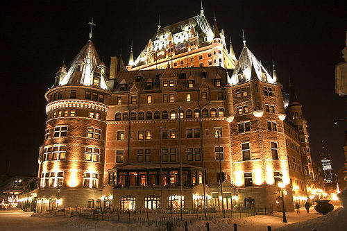 File:Chateau Frontenac at Night.jpg