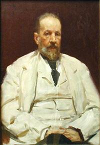 Sergej Witte, Portret door Ilya Repin