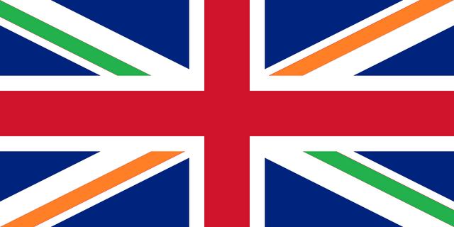 Bestand:Vlag van het Verenigd Koninkrijk (Vier oorlogen).png