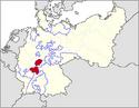 CV Map of Hesse 1918-1934