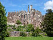 Ludlow Castle grounds