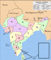 Map of India for Cal (NAV).png