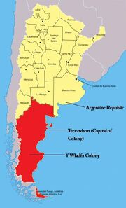 Y Wladfa Colony