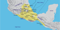 First Mesoamerican War (Byzantine Glory)