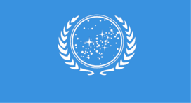 Flag of the UNSA