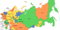 Republics of the Soviet Union (New Union)