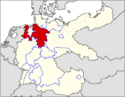 CV Map of Hanover 1991-present