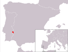 Olivença location