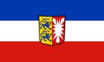 Flag of the Duchy of Schleswig-Holstein