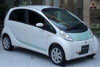 三菱・i-MiEV 2009
